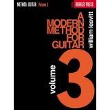 Berklee: A Modern Method for Guitar Volume 3