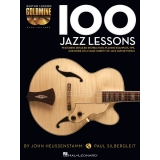 Guitar Lesson Goldmine: 100 Jazz Lessons (with CD)