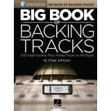 Big Book of Backing Tracks (with USB Flash Drive and Online Audio Access)