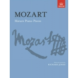 Mozart: Mature Piano Pieces