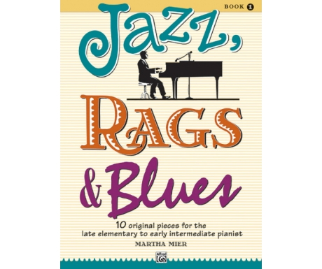 Jazz, Rags & Blues Book 1