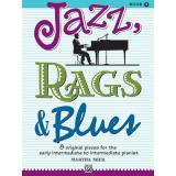 Jazz, Rags & Blues Book 2