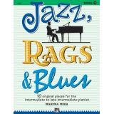 Jazz, Rags & Blues Book 3