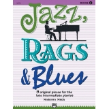 Jazz, Rags & Blues Book 4