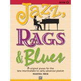 Jazz, Rags & Blues Book 5