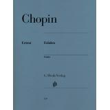 Chopin: Etüden (Etudes)
