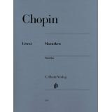 Chopin: Mazurken (Mazurkas)