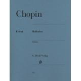 Chopin: Balladen (Ballades)