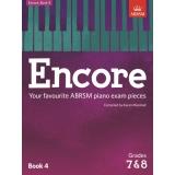 Encore Book 4 (Grades 7&8)