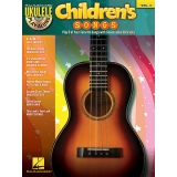 Children's Songs - Ukulele Play-Along Vol. 4 (with CD)