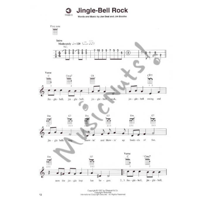 christmas songs ukulele play along vol 5 with cd - Christmas Songs Ukulele
