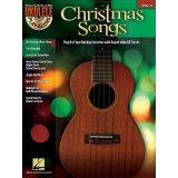 Christmas Songs - Ukulele Play-Along Vol. 5 (with CD)