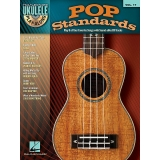 Pop Standards - Ukulele Play-Along Vol. 17 (with CD)