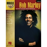 Bob Marley - Ukulele Play-Along Vol. 26 (with CD)