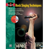 Basix: Rock Singing Techniques (with CD)