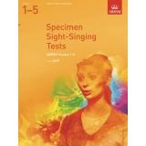 Specimen Sight-Singing Tests Grades 1-5