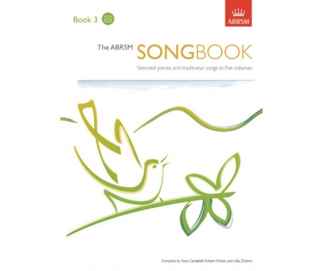 The ABRSM Songbook Book 3 (with CD)