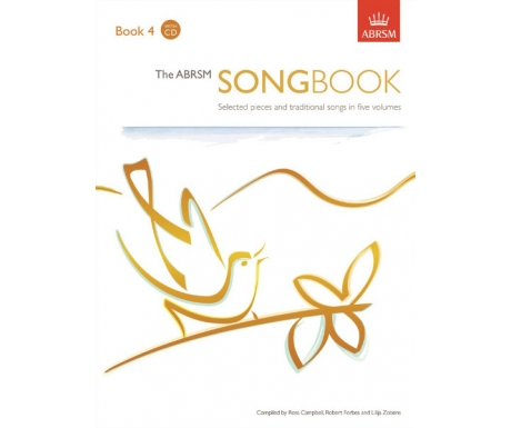The ABRSM Songbook Book 4 (with CD)
