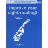 Improve Your Sight-Reading! Violin Grade 1