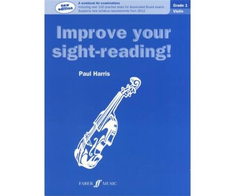 Improve Your Sight-Reading! Violin Grade 1