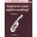 Improve Your Sight-Reading! Violin Grade 4