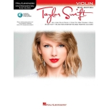 Taylor Swift - Violin Instrumental Play-Along (2nd Edition with Audio Access)