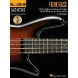 Hal Leonard Bass Method: Funk Bass (with Audio Access)