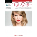 Taylor Swift - Flute Instrumental Play-Along (2nd Edition with Audio Access)