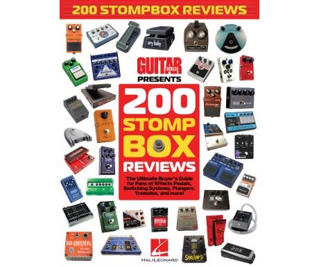 200 Stompbox Reviews
