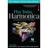 Play Harmonica Today! Complete Kit - Everything You Need to Play Today!