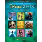 Contemporary Disney Duets (Intermediate to Advanced)