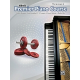 Alfred's Premier Piano Course Technique 6