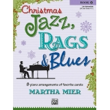 Christmas Jazz, Rags & Blues Book 4