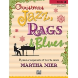 Christmas Jazz, Rags & Blues Book 5