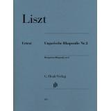 Liszt: Ungarische Rhapsodie Nr. 2 (Hungarian Rhapsody no. 2)