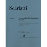 Scarlatti: Ausgewählte Klaviersonaten Band IV (Selected Piano Sonatas Volume IV)