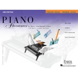 Piano Adventures Theory Book Primer Level