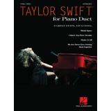 Taylor Swift for Piano Duet (Intermediate)