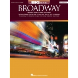 The Big Book of Broadway (Piano/Vocal/Guitar)
