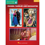 Songs from Frozen, Tangled and Enchanted (Easy Piano Play-Along Volume 32 with Audio Access)