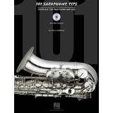 101 Saxophone Tips - Stuff All the Pros Know and Use (with CD)