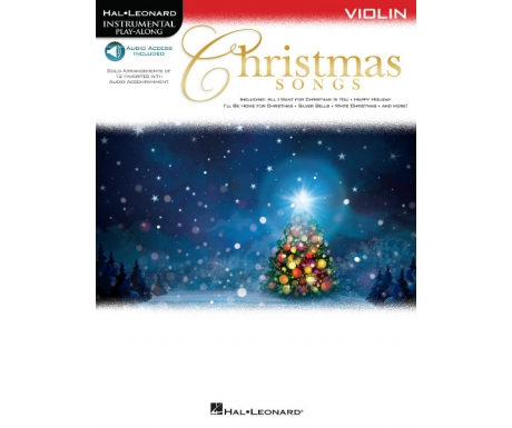 Christmas Songs (Violin with Audio Access)