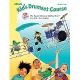 Alfred's Kid's Drumset Course (with CD)