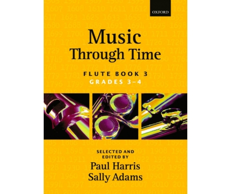 Music Through Time Flute Book 3 (Grades 3-4)