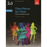 Time Pieces for Flute, Volume 2 (Grades 2 & 3)