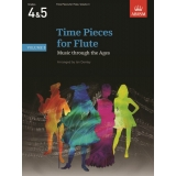 Time Pieces for Flute, Volume 3 (Grades 4 & 5)