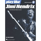 Play like Jimi Hendrix - The Ultimate Guitar Lesson (with Audio Access)