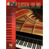 Classical for Two (Piano Duet Play-Along Volume 28 with CD)
