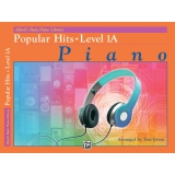Alfred's Basic Piano Library Popular Hits Level 1A