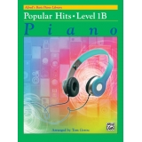 Alfred's Basic Piano Library Popular Hits Level 1B